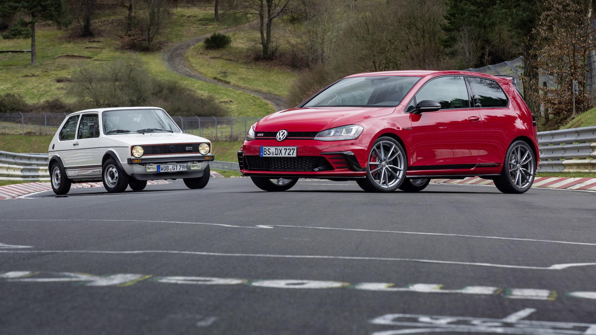 Foto de Volkswagen Golf GTI Clubsport S (30/36)