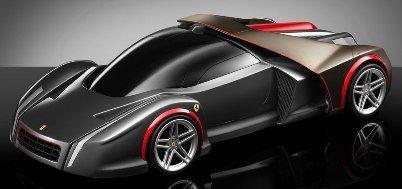Los Ferrari del futuro