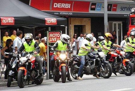 Aprilia Moto Live Tour Malaga 2010 05