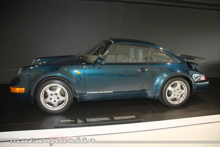 El primer Porsche 911 Turbo
