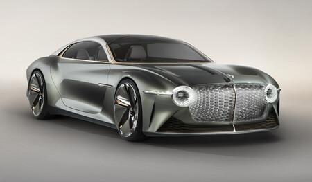 Bentley abandona motores gasolina coche eléctrico