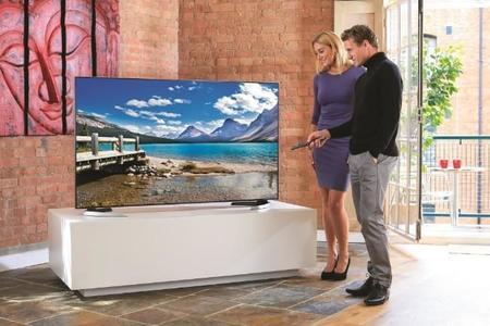 Sharp muestra sus armas, nuevos televisores 4K UHD serie UD20