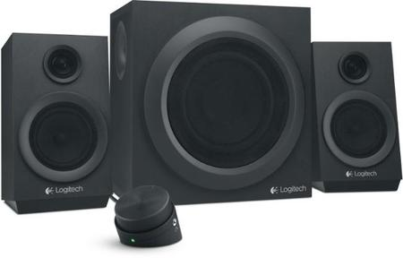 Logitech Multimedia Speakers Z333, altavoces 2.1 sencillos para tu PC