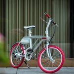 La Smaiver es una bicicleta eléctrica inteligente española que se controla con el móvil y usa tecnología de Tesla