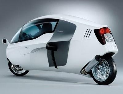 Peraves Monotracer Ecomobile