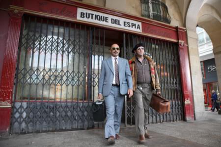 Karra Elejalde y Manuel Manquiña en Rey Gitano
