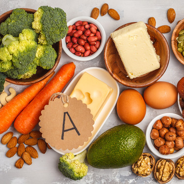 Vitamina A o retinol: estos son los alimentos que la contienen (y muchas ideas para incorporarlos a tus platos