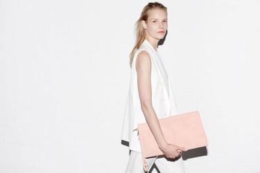 Zara lookbook mayo: entre minimalismos y flores
