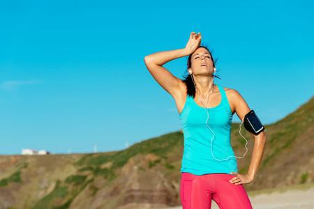 deshidratación-running