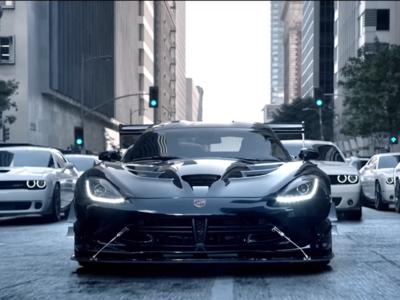 'Darth Viper' así es como Fiat-Chrysler se une a la fuerza ¿O será al lado oscuro?