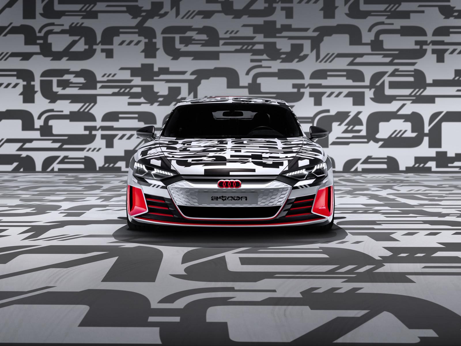 Foto de Audi e-tron GT concept 2018 (2/55)