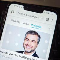 Huawei recorta terreno con Google añadiendo sección de podcasts a su navegador
