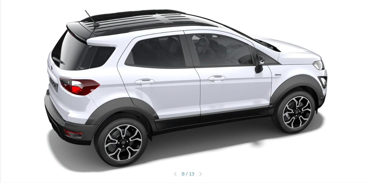 Foto de Ford EcoSport Active 2021 (2/18)