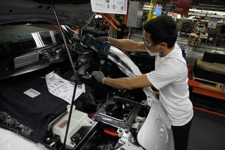 Nissan Leaf Produccion Smyrna Ventas
