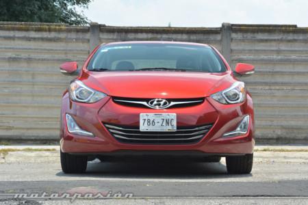 Hyundai Elantra Limited Mexico 13