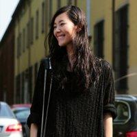 Liu Wen es la top internacional de Mercedes-Benz Fashion Week Madrid