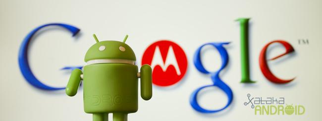 Google Android Motorola
