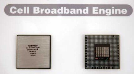 Toshiba usará el procesador de la PS3 en móviles