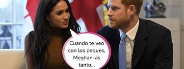 ¡'Sus-sex' han dado resultado! Meghan Markle y el príncipe Harry esperan un bebé: Esta es la preciosa imagen con la que han dado la noticia