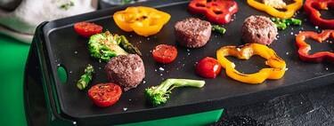 Las mejores planchas eléctricas para hacer deliciosas cenas en la terraza