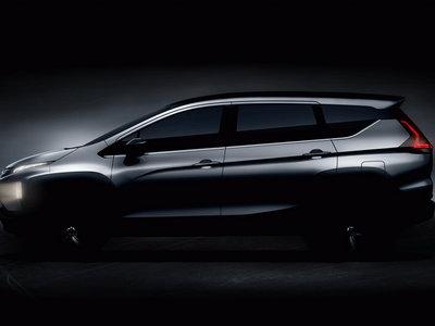 Mitsubishi prepara un rival para el Toyota Avanza, el Expander