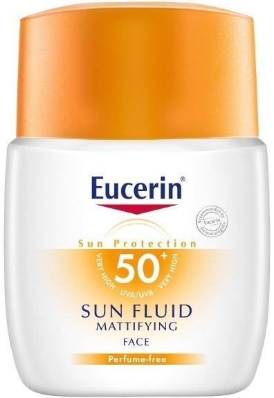 eucerin protector solar piel grasa
