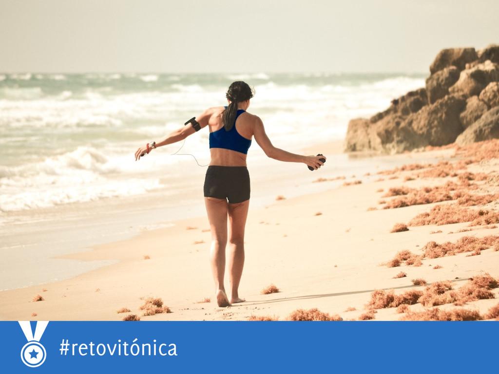 #RetoVitónica: verano en forma caminando, ¿puedes completar 10.000 pasos de lunes a domingo?