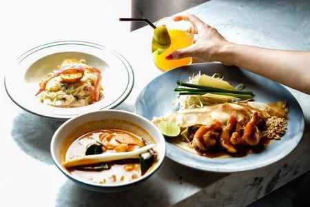 La comida más sana que puedes pedir en un restaurante tailandés