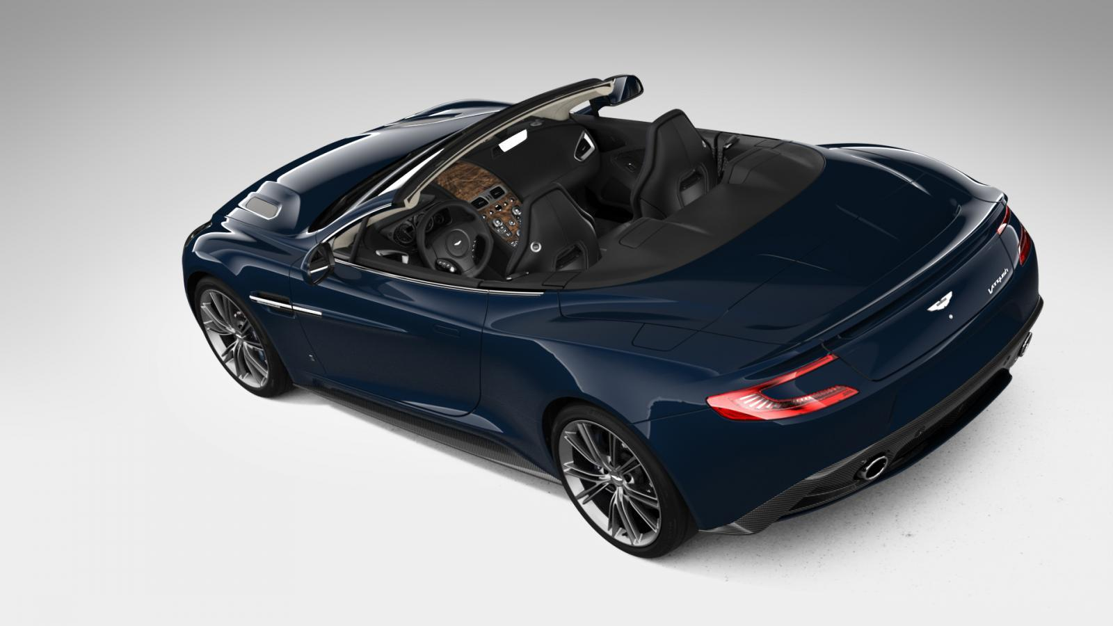Aston Martin Vanquish Volante Neiman Marcus Edition 1 6