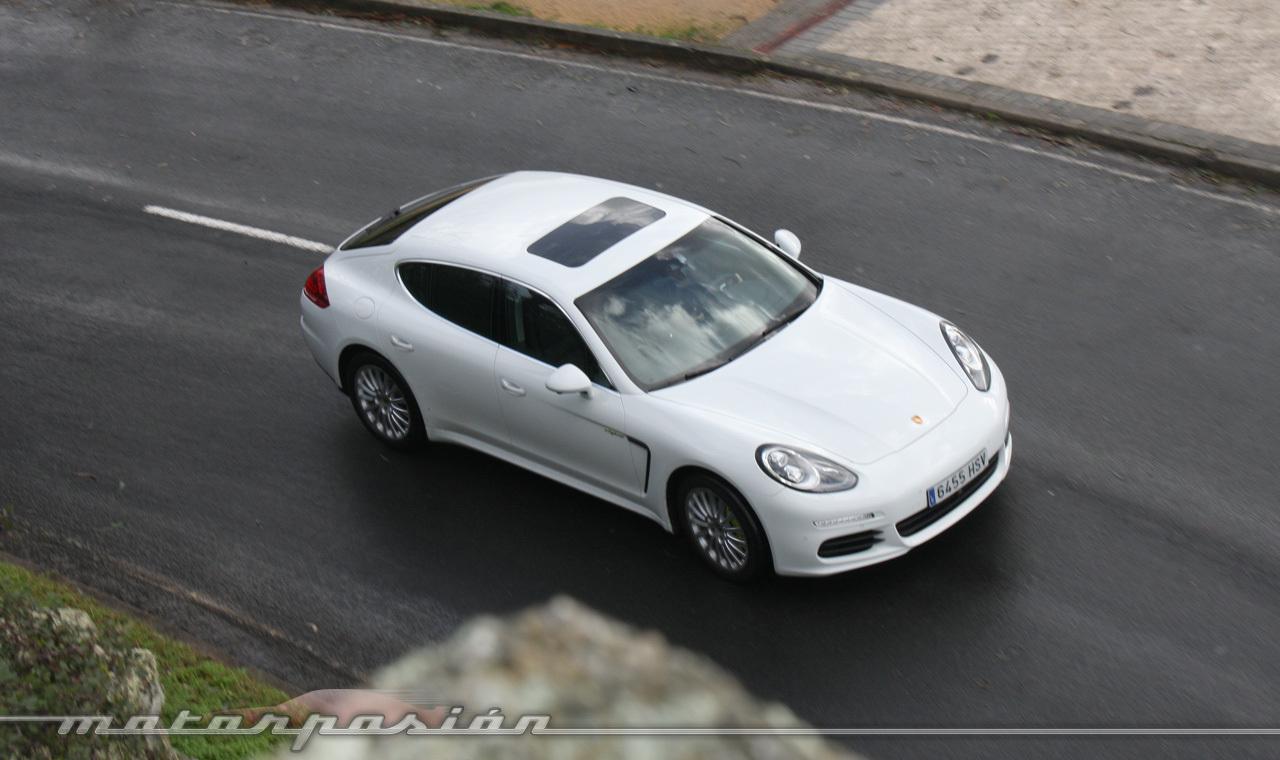 Foto de Porsche Panamera S E-Hybrid (prueba) (55/64)