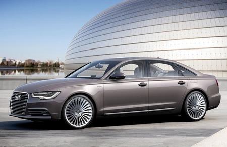 Audi A6 L e-tron concept 01 B