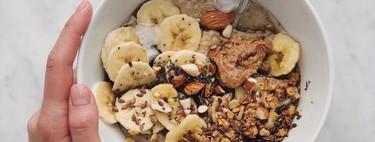 21 alimentos que puedes consumir antes de entrenar para cargarte de energía