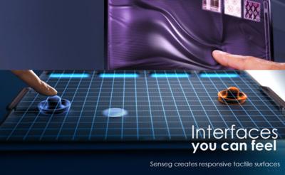 Esto sí que no lo hemos visto venir: Apple podría incorporar al iPad 3 la revolucionaria tecnología háptica de Senseg
