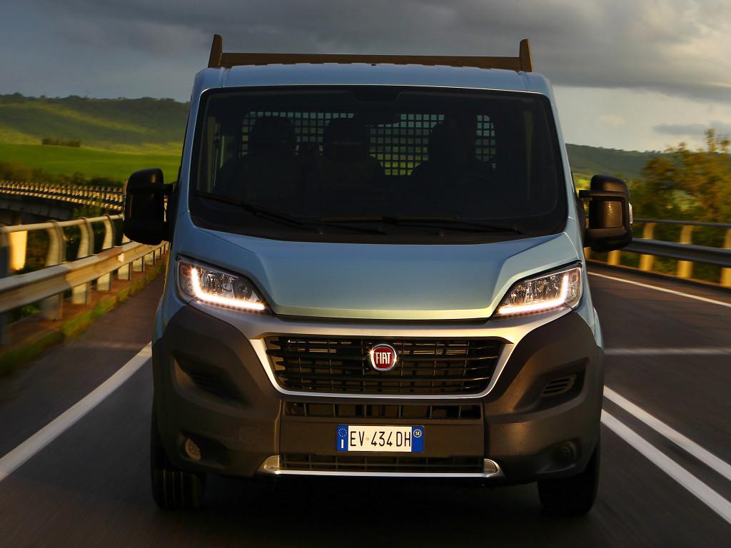 Fiat ducato truck 21