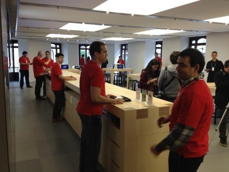 tienda apple colon valencia