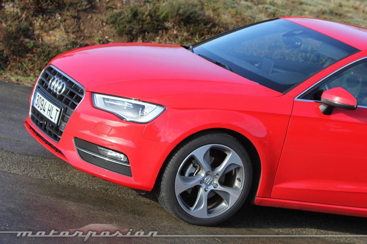Foto de Audi A3 2.0 TDI (prueba) (14/52)