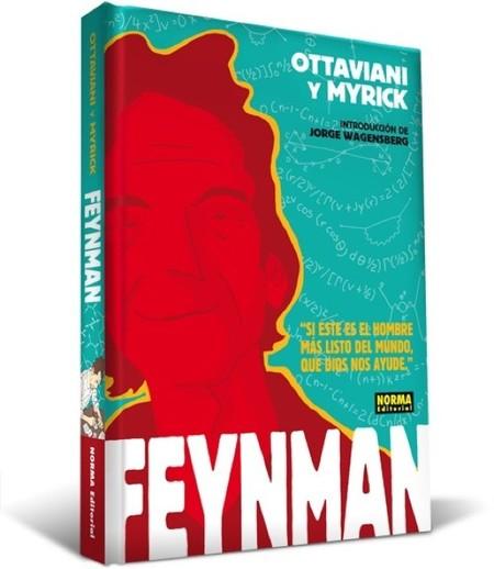 El cómic de Feynman para acercarse de una forma divertida y práctica a la física del siglo XX