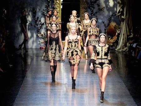 Dolce Gabbana Dorado
