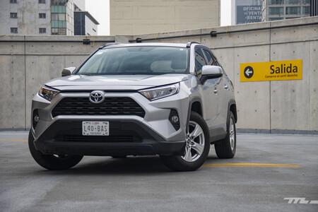 Toyota RAV4 mexico 1 consumo 7
