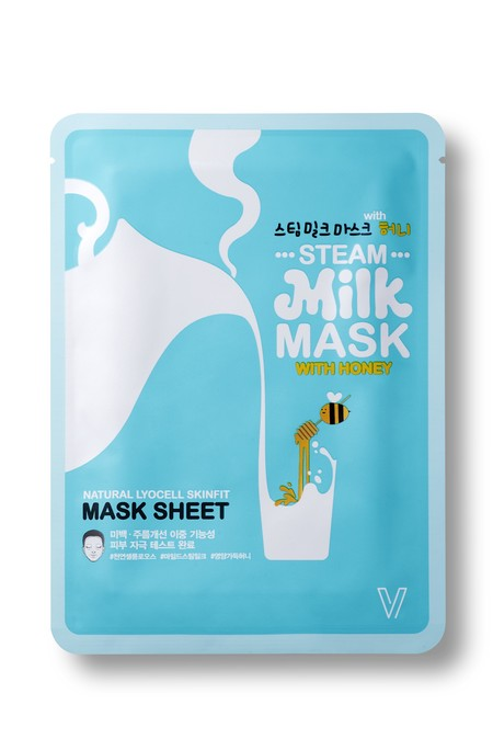 Steam Milk Mask