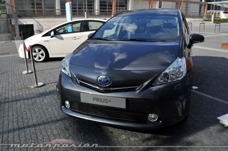 Toyota Prius+, presentación y prueba en Austria y Eslovaquia (parte 2)