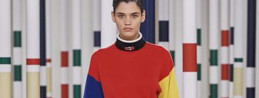 Depurada y elegante, Hermès nos presenta una colección para el otoño con los colores de los anillos olímpicos