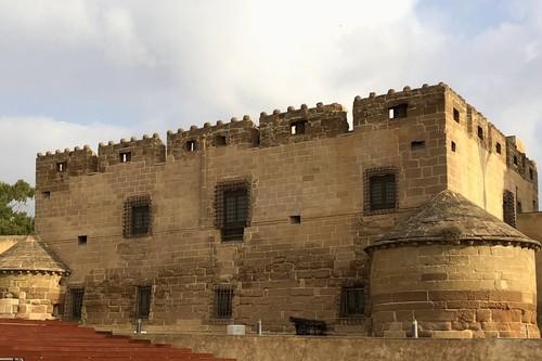 El Castillo del Marqués de los Vélez en Cuevas del Almanzora y las Casas Cueva