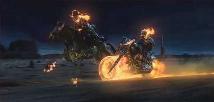 """""""Ghost Rider"""", nuevo teaser trailer"""