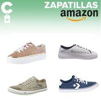 Ofertas de Amazon en tallas sueltas de zapatillas Tommy Hilfiger, Converse o Timberland por menos de 30 euros