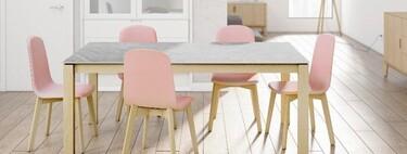 Cocina cómoda y práctica: las claves para elegir la barra, mesa y sillas de cocina más adecuadas