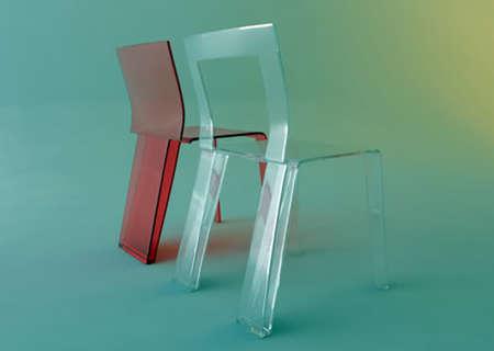 2in1 Chair, desdoblamiento de personalidad