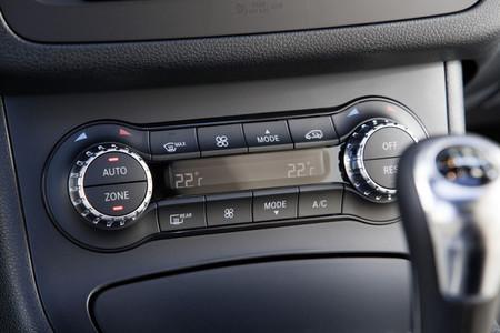 Aire acondicionado en el Mercedes Clase B