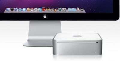 El Mac mini, otra baza de Apple para luchar contra Windows 7