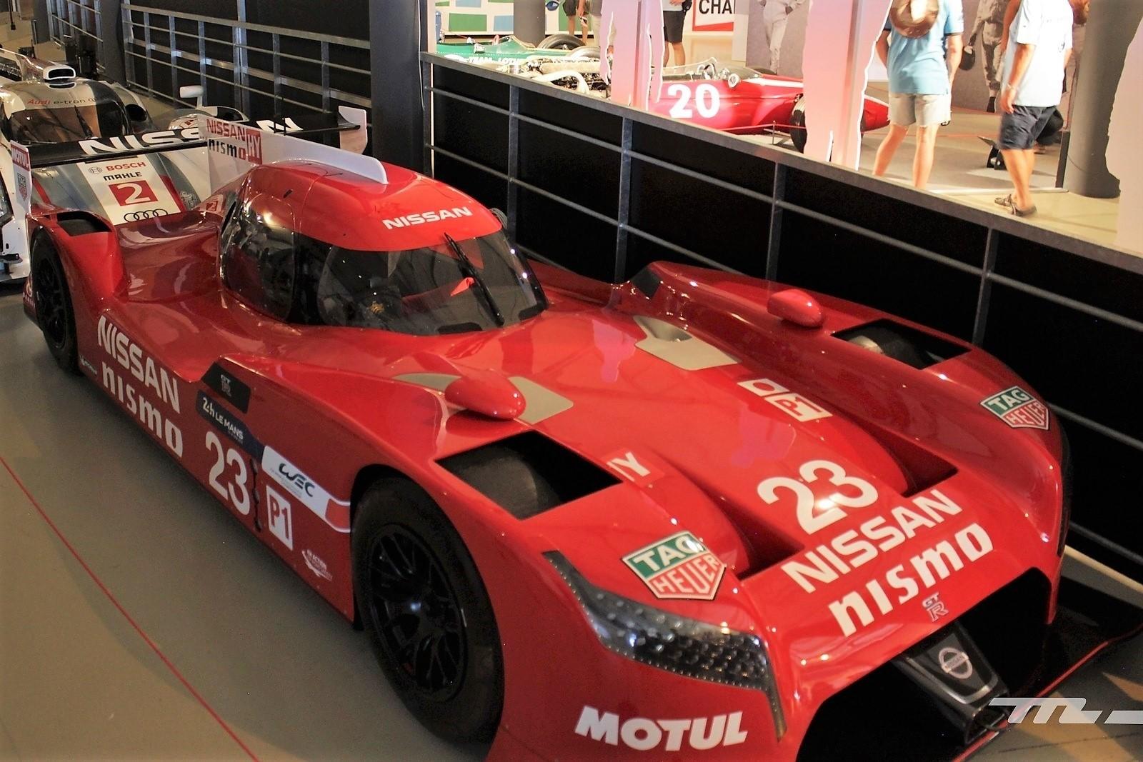 Foto de Museo de las 24 Horas de Le Mans (madurez) (41/45)